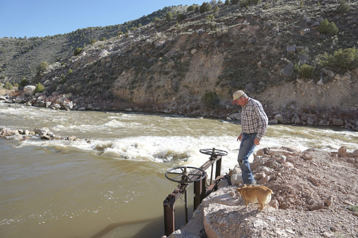 Liquid gold: Maybell Ditch makeover to reduce wasted water