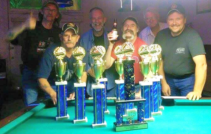 Craig's BCA pool teams racked and ready for national event