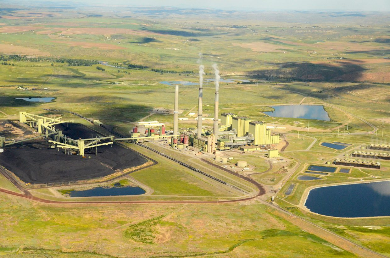 Craig Station ranks as No  1 carbon polluting power plant in