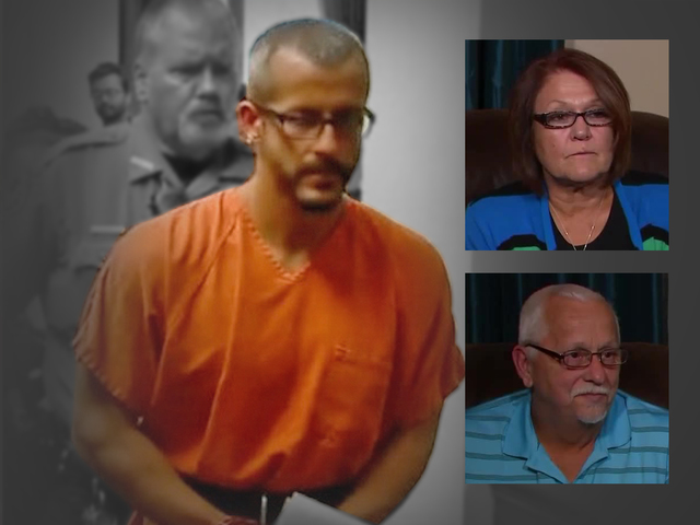 Chris Watts' parents break their silence after son's guilty