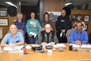 History in hand: Moffat County commissioners, alumni association work to acquire Browns Park schoolhouse