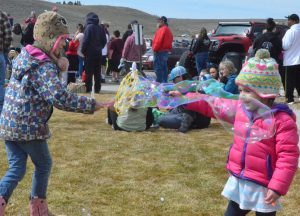 New Creation Church of Craig Easter egg hunt springs up Saturday