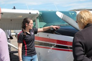 CNCC aviation program soars at national contest