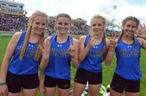New school record, outdone expectations at state mark bright future for Moffat County track and field