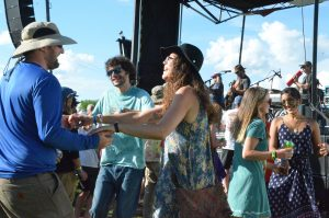 Sweet sounds, good times as final concert closes 20 years of Whittle the Wood
