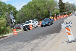 Maintenance work halfway done on Craig, Hayden bridges