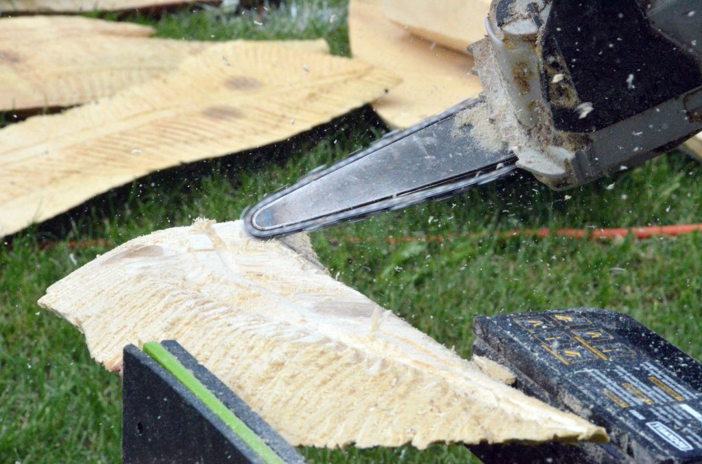 Whittle the Wood cut short Friday by wave of wet weather